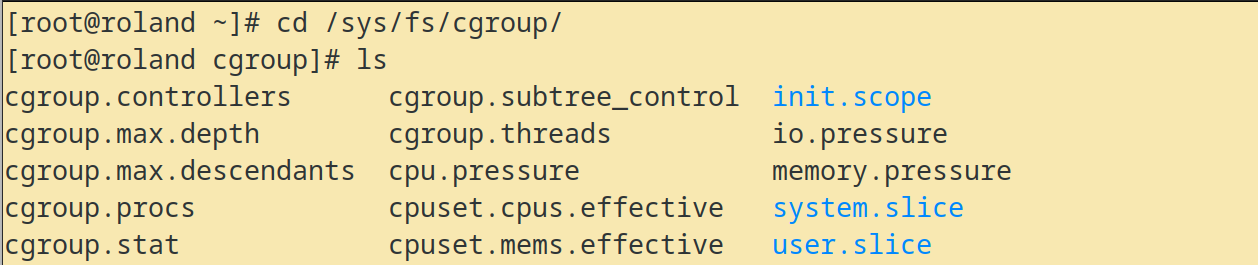 World domination with cgroups figure 2