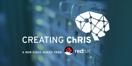 "Enjoy the ""Creating ChRIS"" video series"