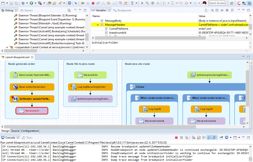 Red hat jboss fuse develop connected apis using visual tools and more malvernweather Image collections