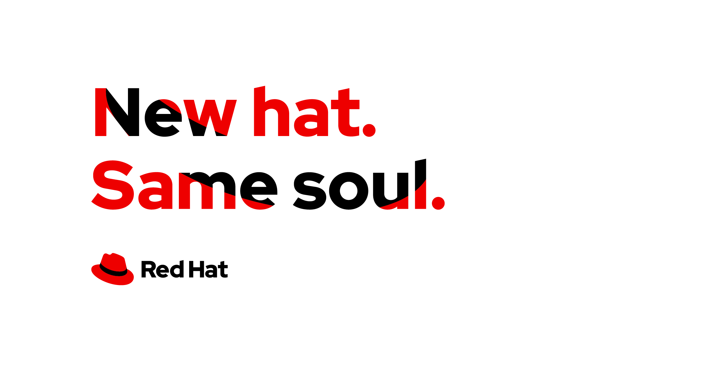 New Look Same Red Hat So What Did We Change Search, discover and share your favorite same hat gifs. red hat so what did we change