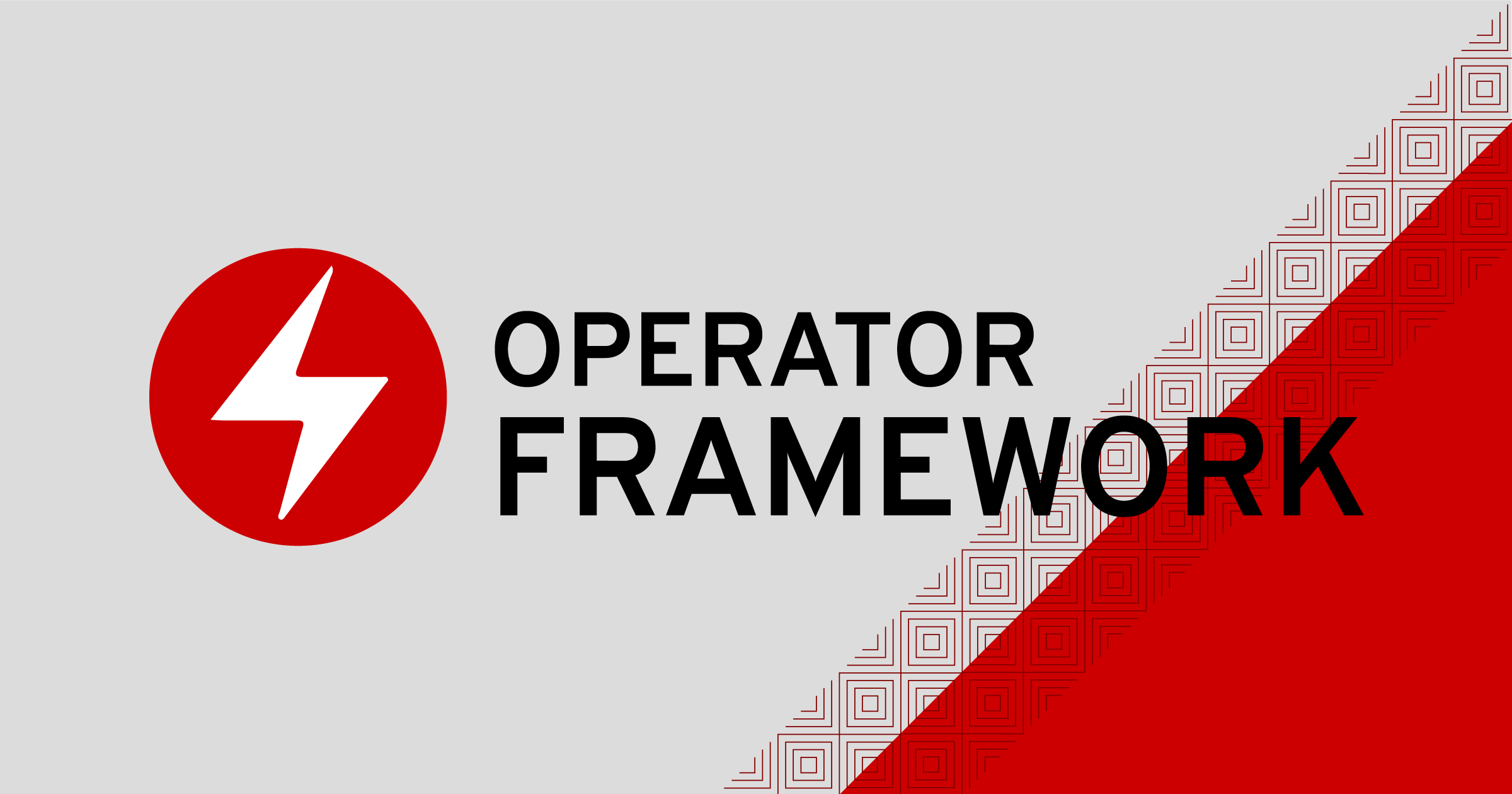 introducing the operator framework building apps on kubernetes