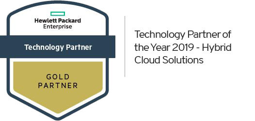 Technology Partner of the Year 2019 - Hybrid Cloud Solutions