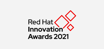 Red Hat Innovation Awards image