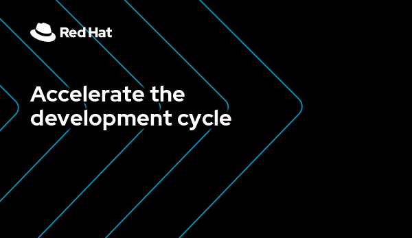 Accelerate the Development Cycle 4 ways to increase your development team's productivity and retention