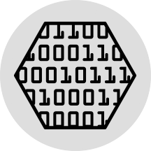 icon of data