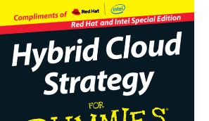 hybrid cloud strategies for dummies e-book