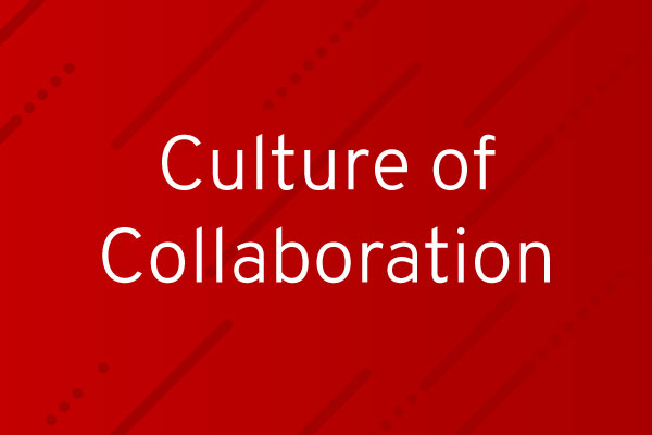 Culture of Collaboration social