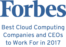 Forbes Best Cloud Computing Companies