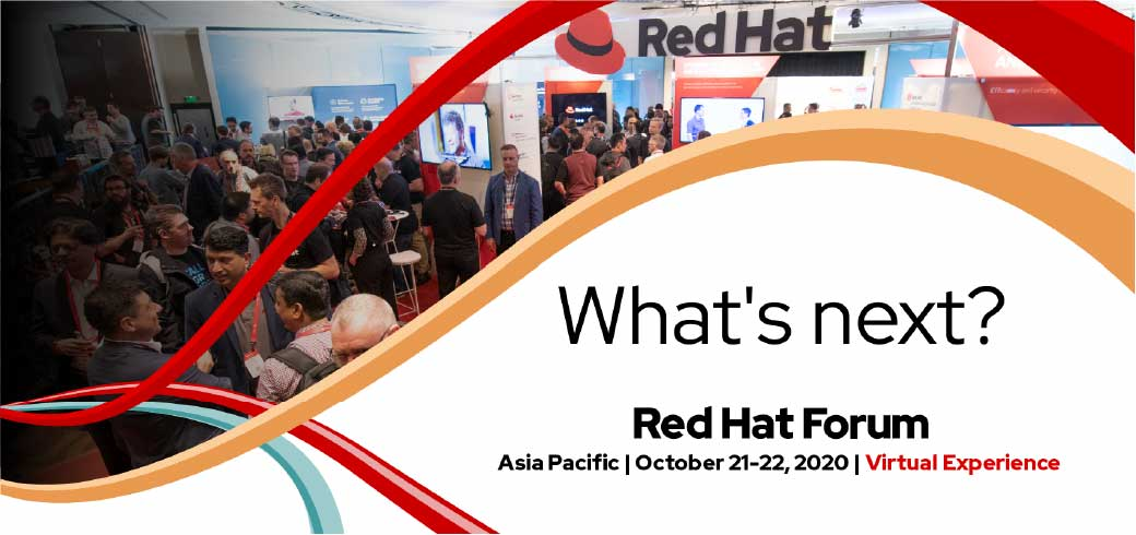 Red Hat Forum Asia Pacific