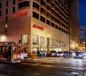 San Francisco Marriott Union Square hotel image
