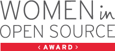 Women in Open Source Awards