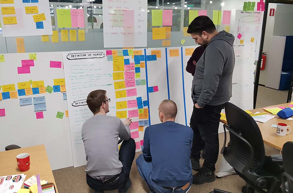 Open Innovation Labs group share