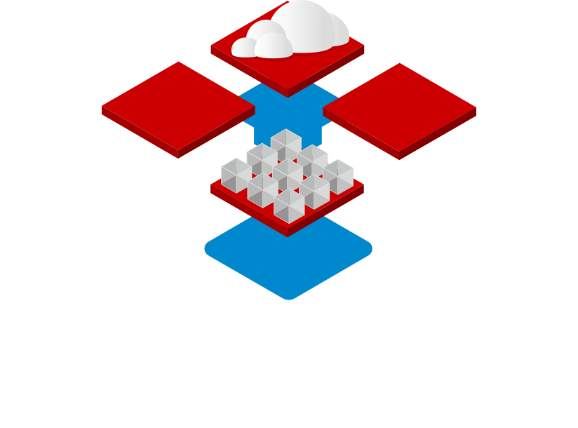 Illustration of Red Hat's Enterprise Linux Product