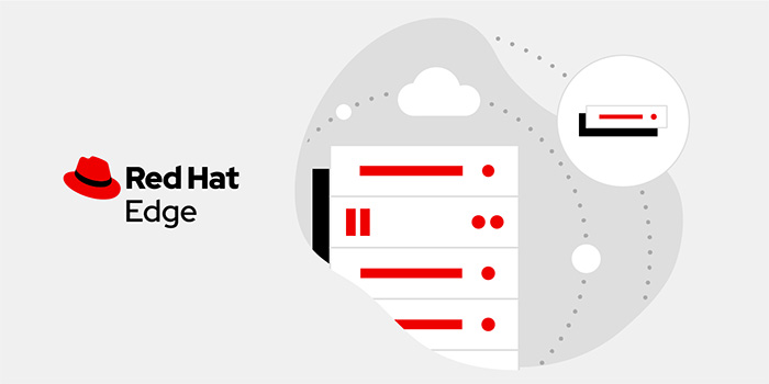 Red Hat edge illustration