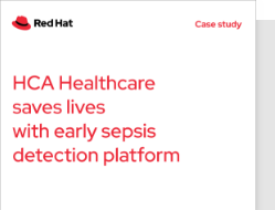 HCA healthcare case study