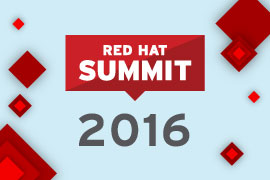 Red Hat Summit 2016 thumbnail