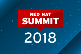 Red Hat Summit 2018 thumbnail