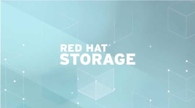 Red Hat Storage video screen cap