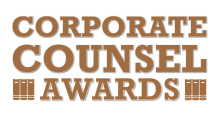 Triangle Business Journal Corporate Counsel of the Year Award