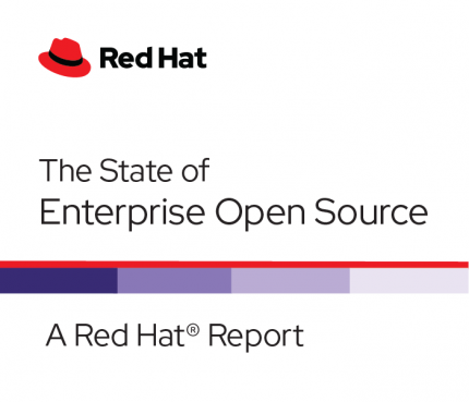 Red Hat State of Enterprise Open Source logo