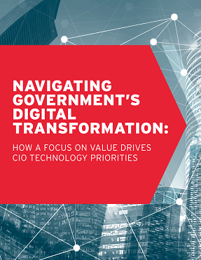 navigating governments digital transformation