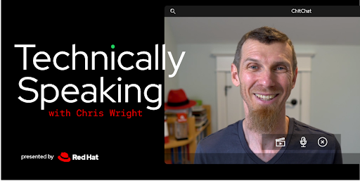 Technically Speaking with Chris Wright