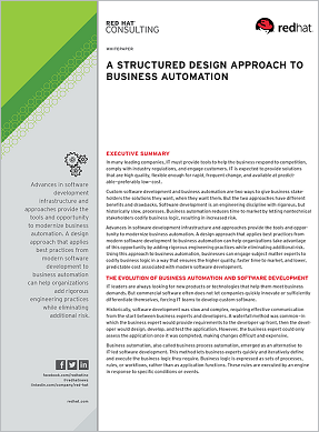 automation design approach