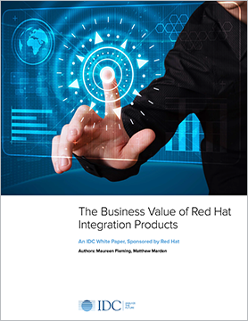 business value of Red Hat integrated products