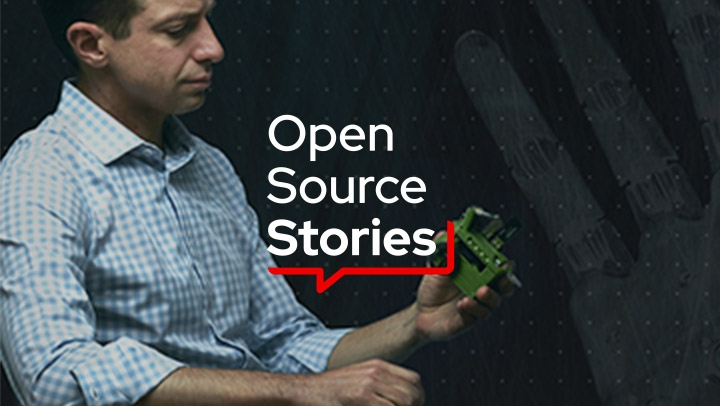 open source stories - robots