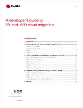 container microservices modernization
