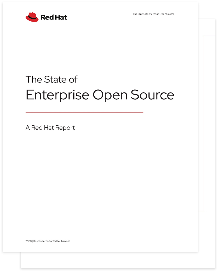 Enterprise Open Source Report 2020