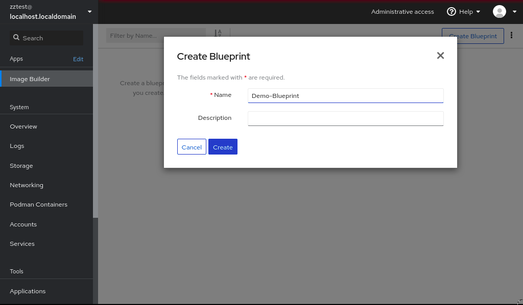 Deploying to the Azure cloud Image Builder 3