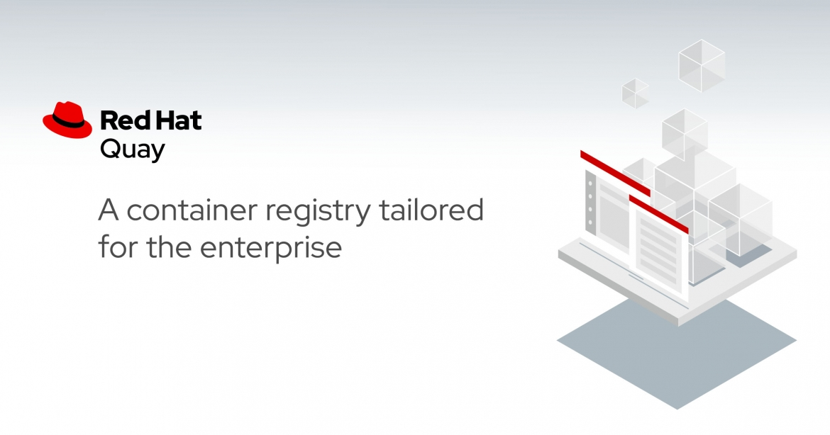 Red Hat Quay enterprise container registry