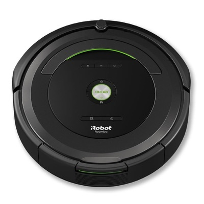 Roomba prize