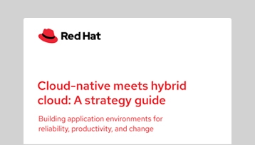 cloud native meets hybrid cloud e-book cover