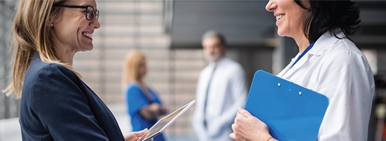pharmaceutical sales representatives provide timely information