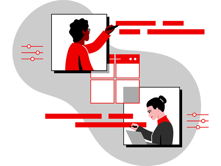 TCS and Red Hat frameworks