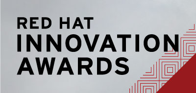 logo for 2017 Red Hat Innovation Awards