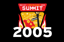 Red Hat Summit 2005 thumbnail