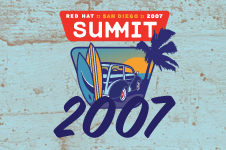 Red Hat Summit 2007 thumbnail