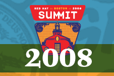 Red Hat Summit 2008 thumbnail
