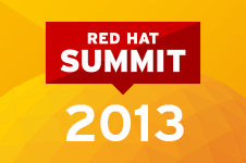 Red Hat Summit 2013 thumbnail