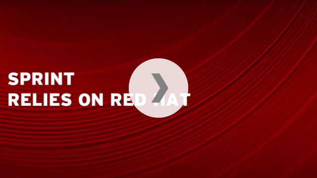 VIDEO: Sprint relies on Red Hat