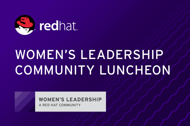 Women's Leadership Community Luncheon