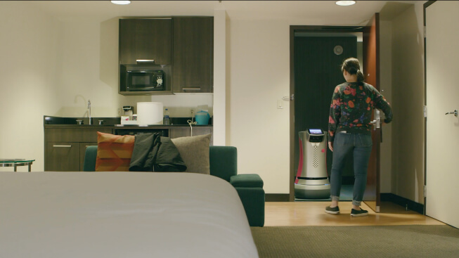 Robot Butler video poster image