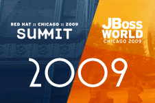 logo from Summit and JBoss World 2009