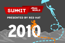logo from Summit and JBoss World 2010