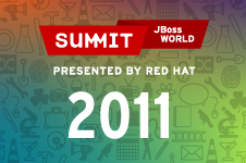 logo from Summit and JBoss World 2011
