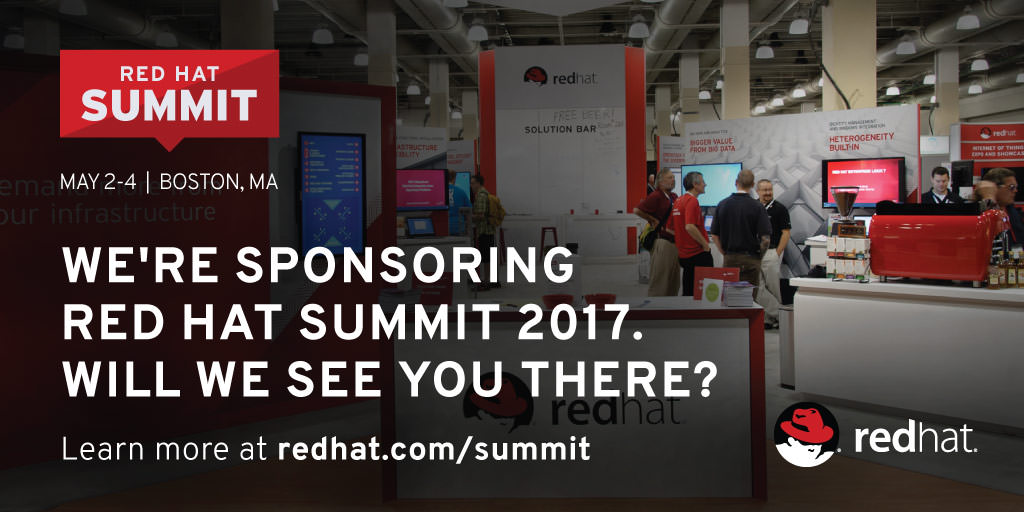 We are sponsoring Summit