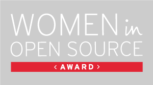 Women in Open Source award